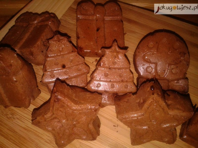 Ciasteczka piernikowe